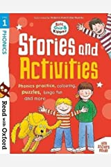 Read with Oxford: Stage 1: Biff, Chip and Kipper: Stories and Activities: Phonics practice, colouring, puzzles, bingo fun and more Paperback
