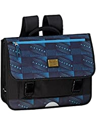 """Airness - Cartable 3 compartiments """"Ballater"""" 41 cm"""