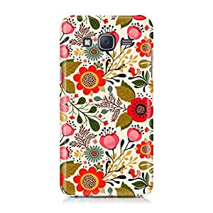 Hamee Designer Printed Hard Back Case Cover for Samsung Galaxy J5 2016 Design 1410