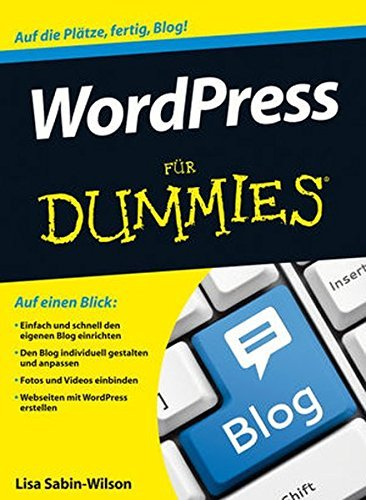 51K QIthbjL - WordPress für Dummies by Lisa Sabin-Wilson (2013-11-06)