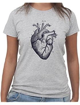 T-Shirt CUORE ANATOMICO MEDICI