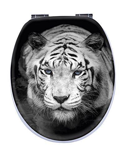 WC-Sitz glatt
