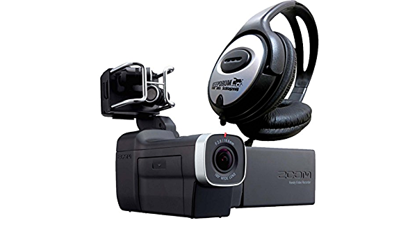 Zoom Q8 Handy Audio Video Rekorder Camcorder Kamera Kamera