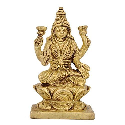 gangesindia-diosa-lakshmi-figura-decorativa-de-laton