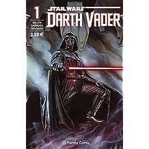 Star Wars Darth Vader nº 01/25 (estándar) (Star Wars: Cómics Grapa Marvel)