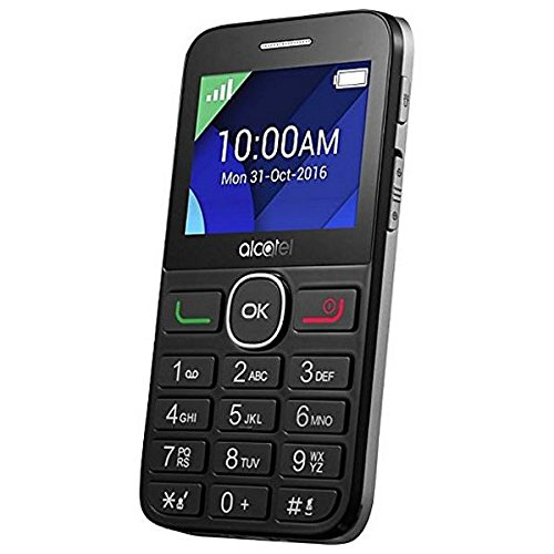 ALCATEL IBERIA 2008G - BLACK -  Metal SILVER GSM , LQVGA, 8 MB RAM, 2 MPX