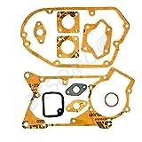 Motor ( 4 Gang ) Dichtungssatz 1. Qualität - für Simson S51, S53, S70, S83, SR50, SR80, KR51/2 Schwalbe BISOMO®