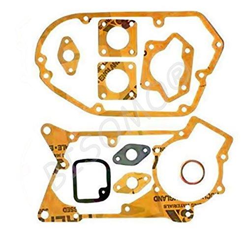 Motor ( 4 Gang ) Dichtungssatz 1. Qualität - für Simson S51, S53, S70, S83, SR50, SR80, KR51/2 Schwalbe BISOMO® (4 Gang Motor)