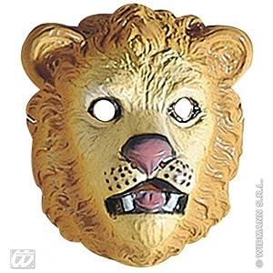 WIDMANN León de la máscara de animales para niños