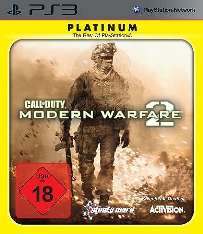 Call of Duty: Modern Warfare 2 [Platinum]