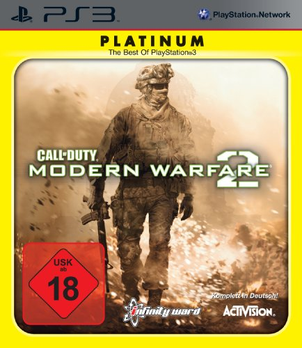 Call of Duty: Modern Warfare 2 [Platinum] (Cod Modern Warfare 2 Pc)
