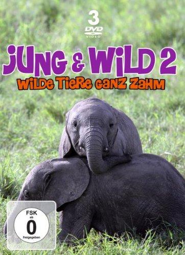 2 - Wilde Tiere ganz zahm (3 DVDs)