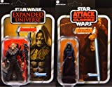 Nom Anor (Crimson Empire) & Barriss Offee im Set - Star Wars The Vintage Collection von Hasbro