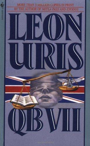 QB VII by Leon Uris (1982-05-01)