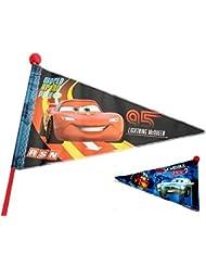 Cars Sicherheitswimpel zweiteilig Wimpel Fahne