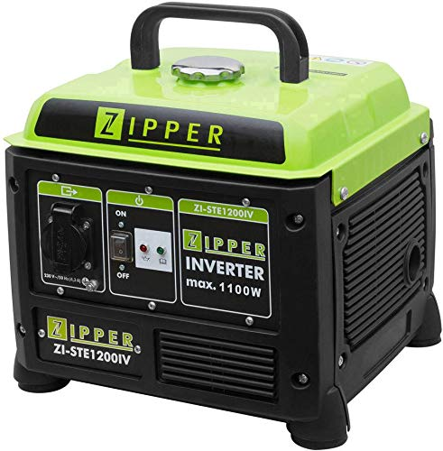 Zipper ZI-STE1200IV Inverter Stromerzeuger, 505x280x420 -