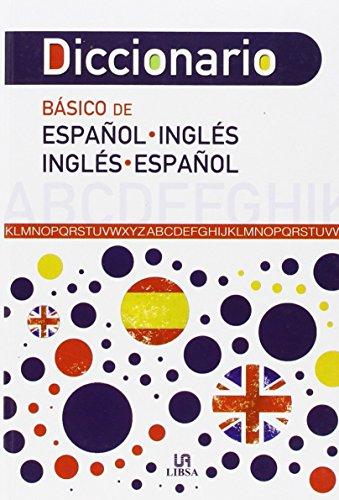 Diccionario Básico Español-Inglés e Inglés-Español por Equipo Editorial