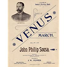 Marching Band Sheet Music - Venus March, Transit (Instrumental: Brass - Strings) (English Edition)
