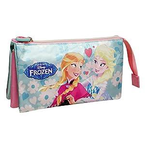 Portatodo Frozen Disney Flowers triple