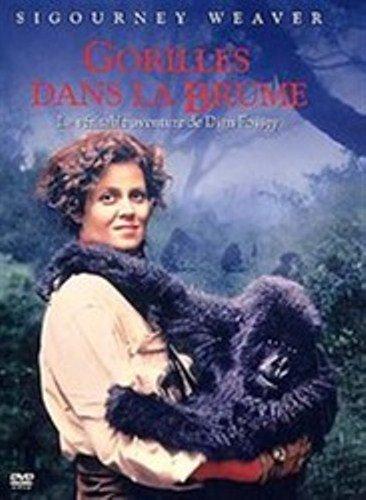 Gorilles Dans la Brume - DVD [Edizione: Regno Unito]
