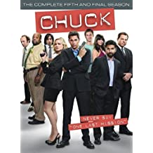 Chuck - Season 5 [DVD] [2012] by Zachary Levi