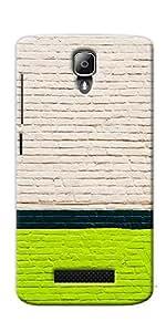 DigiPrints High Quality Printed Designer Soft Silicon Case Cover For Lenovo A1000