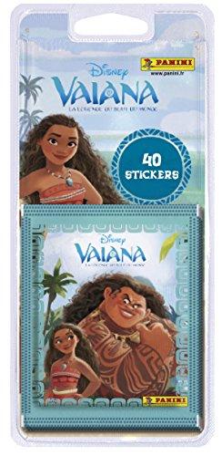 Panini - AS 2233-038 - Pack de 8 Pochettes Vaiana