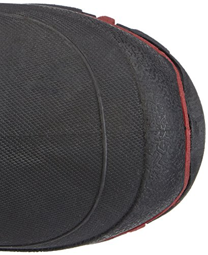 KangaROOS Kanga-Bean 2007, Boots mixte enfant Vert - Grün (green/red 806)