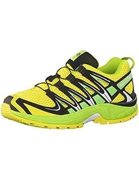 Salomon XA Pro 3D J, Zapatillas de Running para Asfalto Unisex Niños