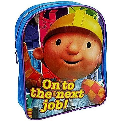 Bob the Builder - Bambini zaino Next Job 30x24x12 cm