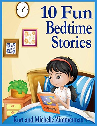10 Fun Bedtime Stories (Plus two free stories!)