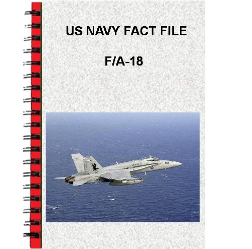 US Navy Fact File F/A 18 Hornet (English Edition)