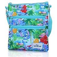 Disney Lilo en Stitch schoudertas voor kinderen | blauw handtas kleine kinderen | portemonnee voor meisjes tieners tassen voor kinderen meisjes | tas kleine dames | het perfecte cadeau