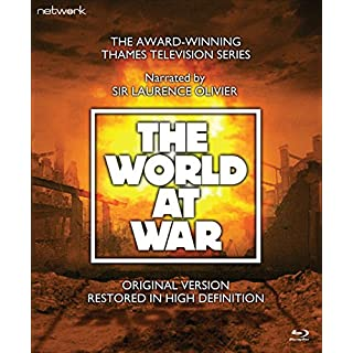 The World at War: The Complete Series [Blu-ray]