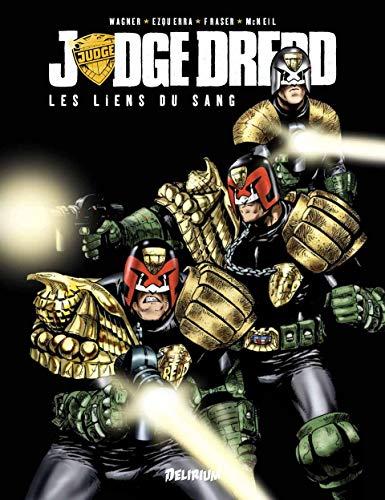 Judge Dredd - Les liens du sang