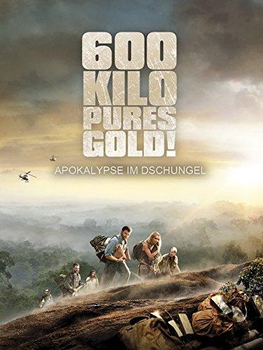 600 Kilo pures Gold! -