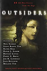 Outsiders: 22 All New Stories from the Edge