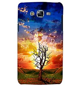 SAMSUNG GALAXY J5 TREE Back Cover by PRINTSWAG