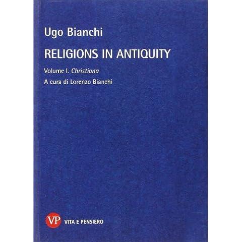 Religions in antiquity: 1