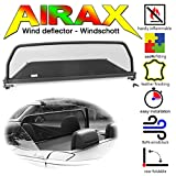 AIRAX Windschott für VW Eos mit Schnellverschluss