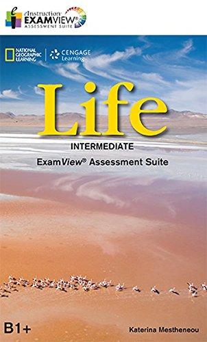 Life Intermediate ExamView 1st ed