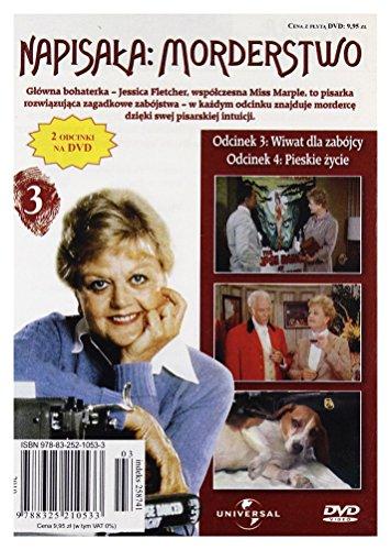 Murder, She Wrote 03: It's a Dog's Life [DVD] [Region 2] (IMPORT) (Keine deutsche Version) (Homicide-der Film)