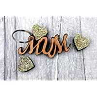 Mum Keyring Gift for Mother's Day Birthday Valentines Day Christmas