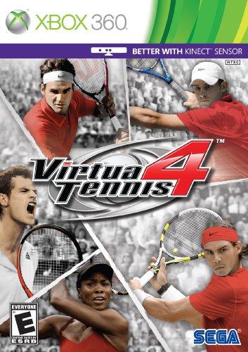 Virtua Tennis 4 X360 gebraucht kaufen  Wird an jeden Ort in Deutschland