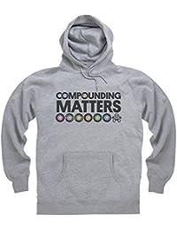 Compounding Matters Hoodie, Herren