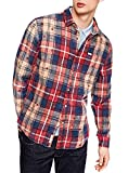 Pepe Jeans Herren Freizeit-Hemd XL