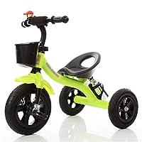 Children Tricycle Baby Carriage Bicycle Toy Car 2-6 Years Old Bike Trike Kid 3 Wheels