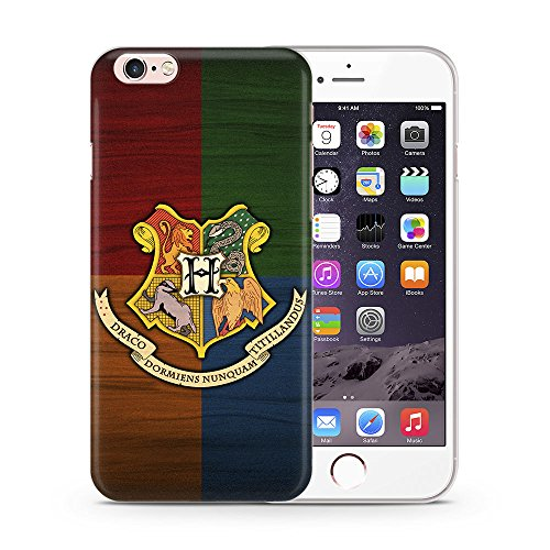 01f31e721 iPhone 5/5s Harry Potter Houses Silicone Case / Gel Cover for Apple ...