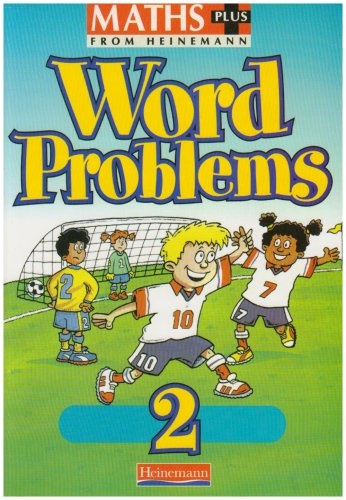 Maths Plus Word Problems 2 - Pupil Book