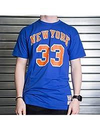 a1c034a4 Mitchell & Ness Camiseta Retro Patrick Ewing New York Knicks ...